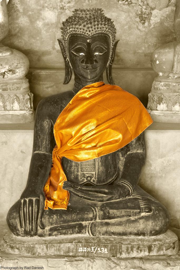Wat Si Saket, a Buddhist wat in Vientiane